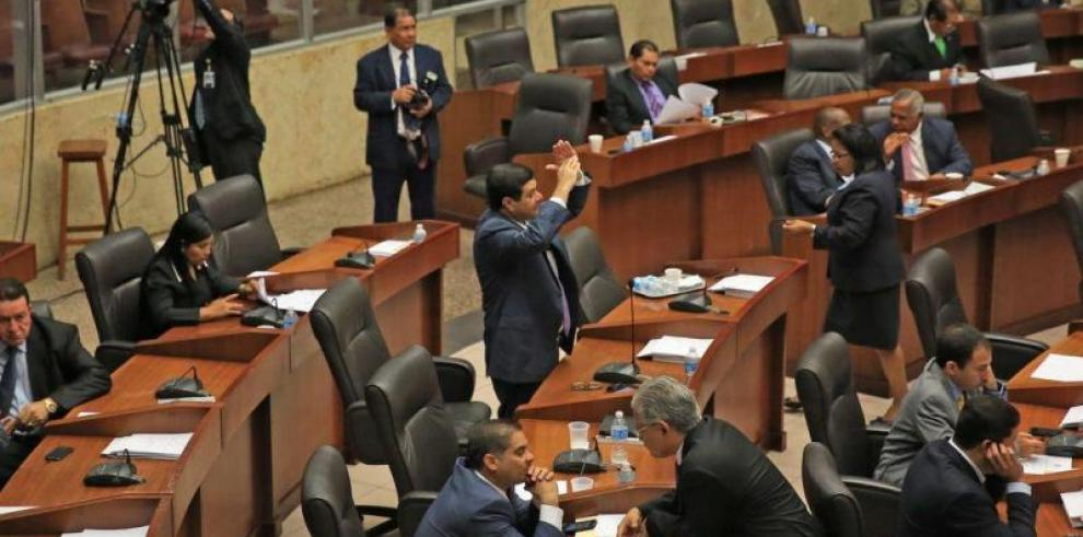 Asambleaacaba sesiones extraordinarias sin ratificar magistrados