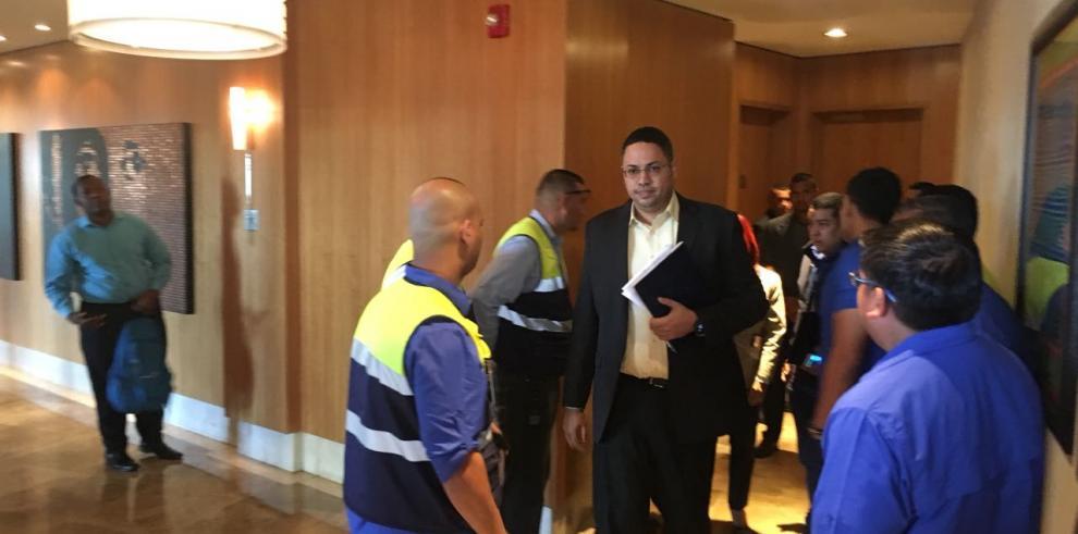 Carles: 'Mitradel no ha recibido informe de despidos en Hotel Trump'