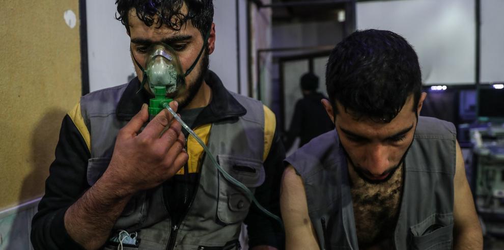 Informe de la ONU vincula a Corea del Norte con armas químicas en Siria
