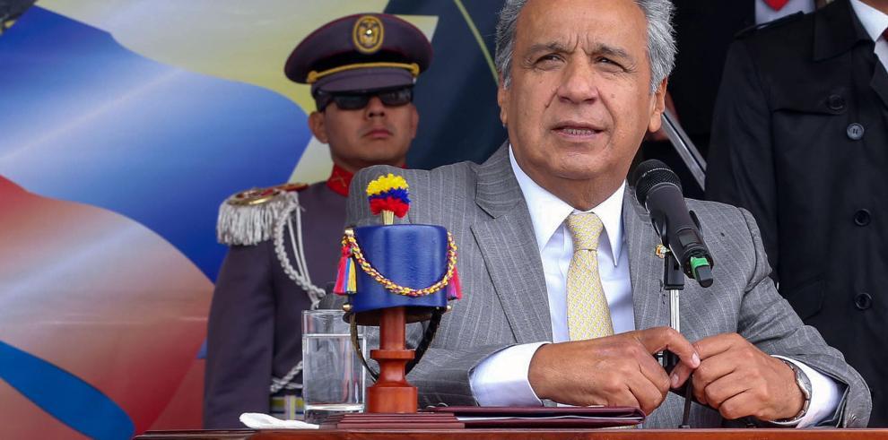 Moreno anuncia en la Amazonía plan de reforestación para