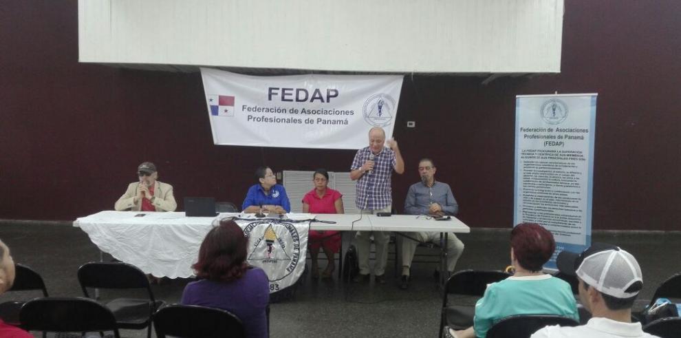 La Fedap se concentrará mañana en la Asamblea por el proyecto de ley 511