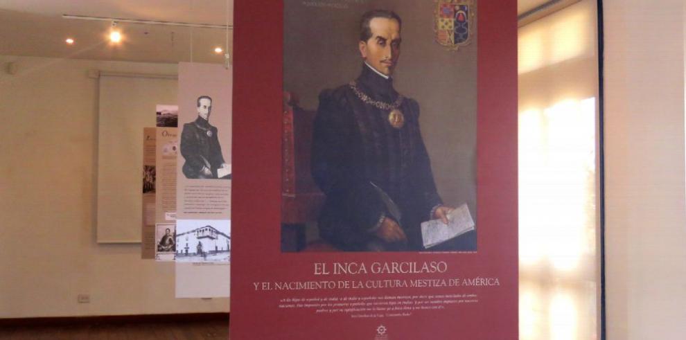 Exposición de el Inca Garcilazo