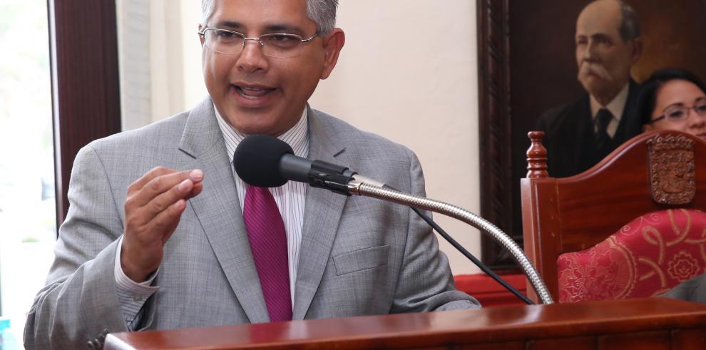 'No espero, ni buscaría el aval de Varela para ser candidato' afirmó Blandón