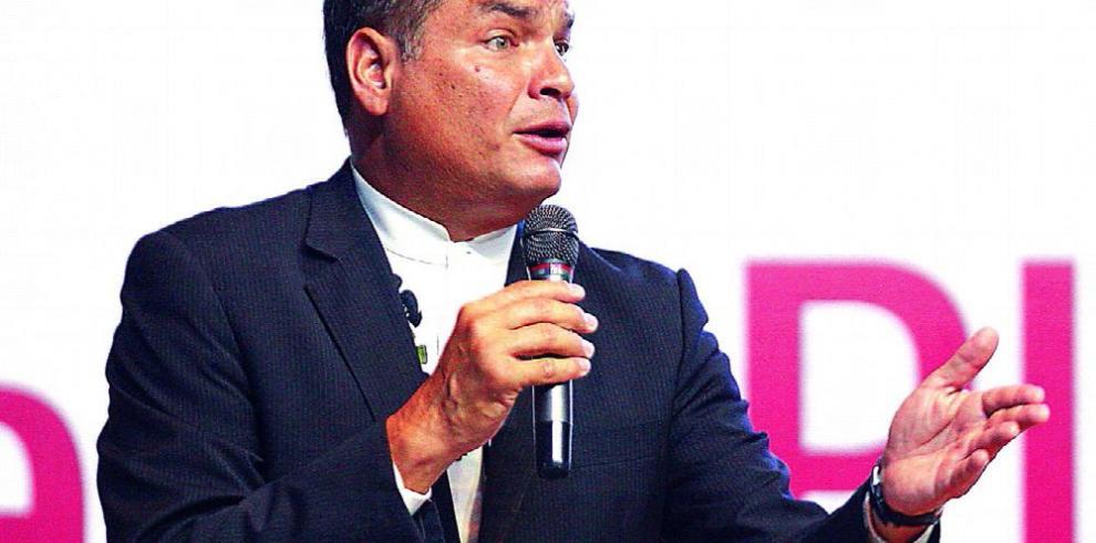Correa es indagado por el caso Balda