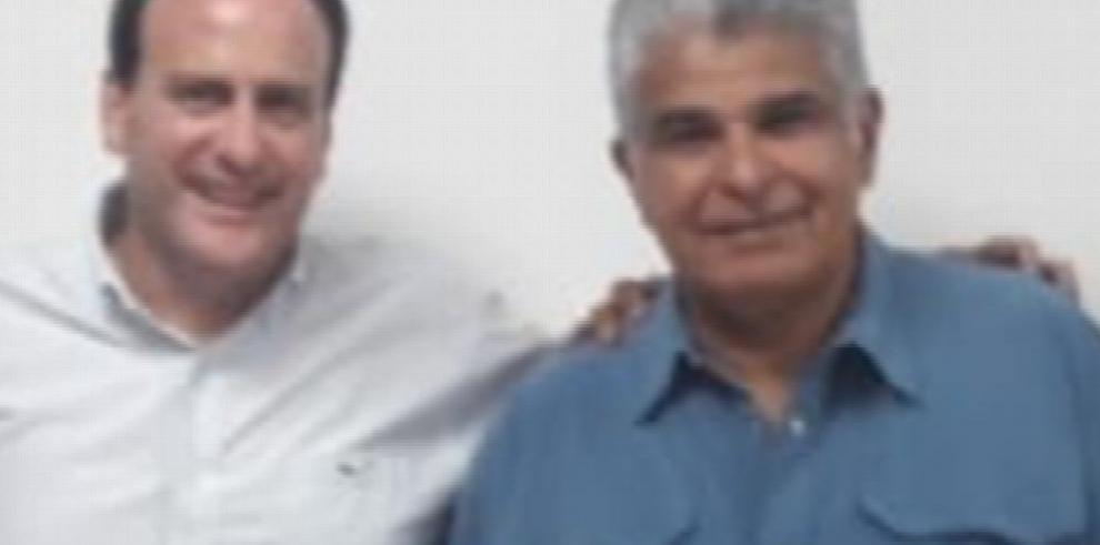 José Raúl Mulino, del CD, renunciará mañana al fuero penal electoral