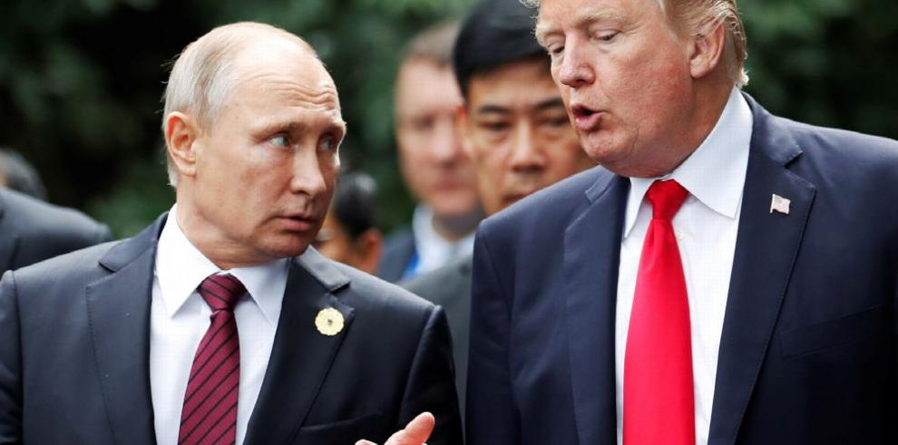 Kremlin: En cumbre Putin-Trump no se hablará de Crimea
