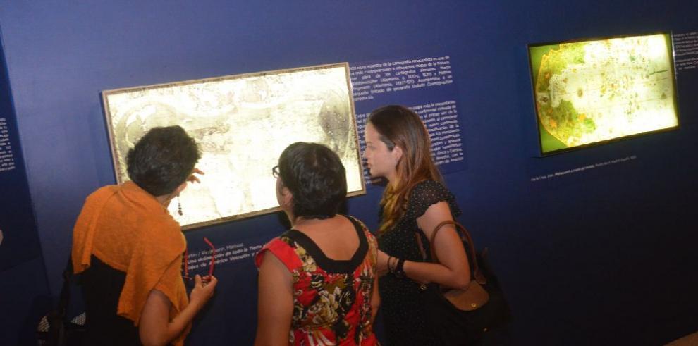 La historia panameña en mapas antiguos