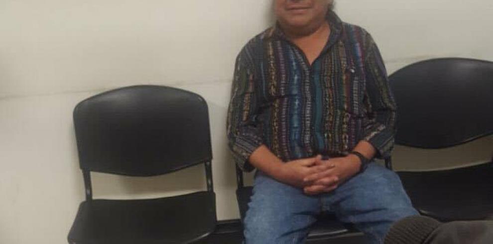 Detenido líder indígena guatemalteco con 15.058 dólares cuando iba a Panamá