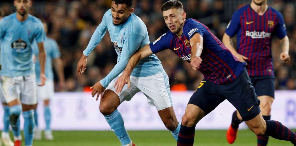 El Barcelona termina 2018 como campeón de invierno