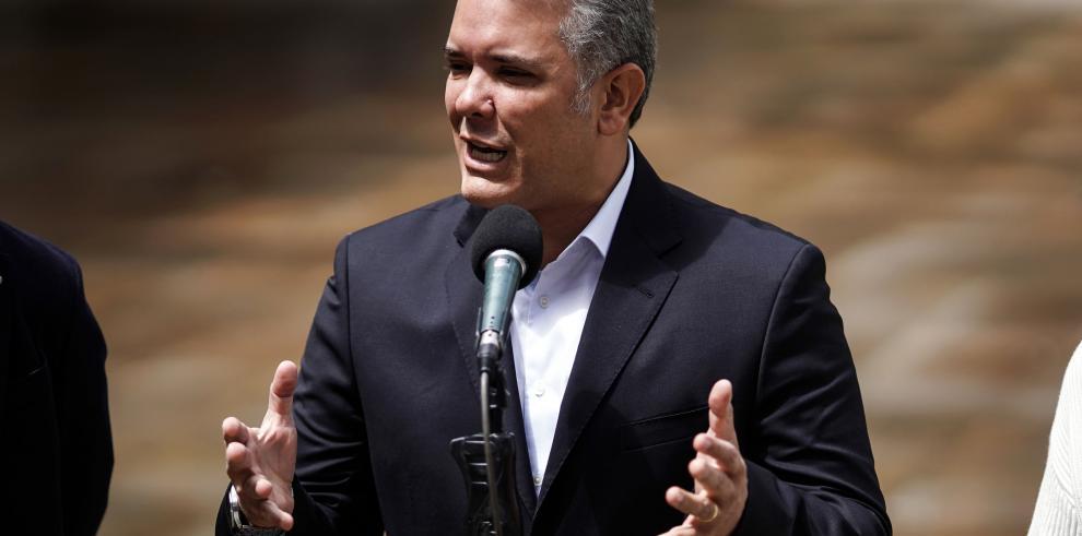 Duque radica proyecto ley contra corrupción que incluye sanciones a empresas
