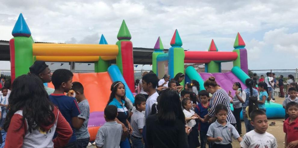 Jinro Corp. festejó a 650 estudiantes