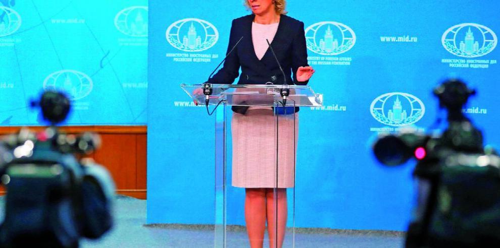 Rusia acusa a EE.UU. de 'dañar' relaciones