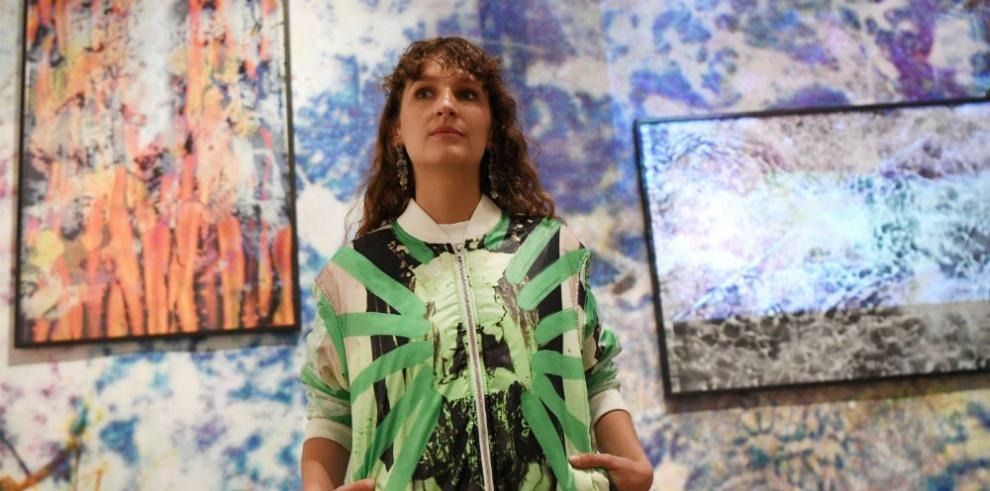Fotografía y arte abstracto moldean la 'forma de la luz' en la Tate Modern