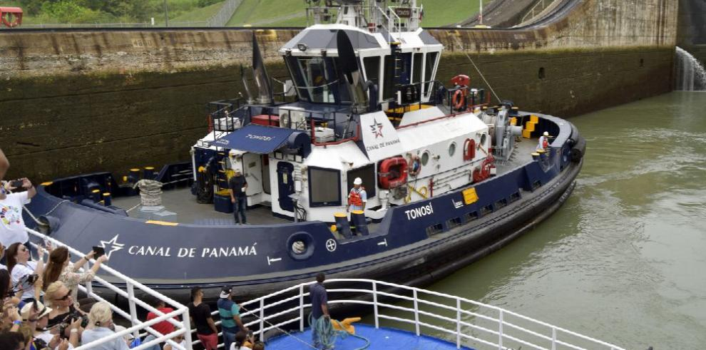 Cuatro horas por el Canal de Panamá