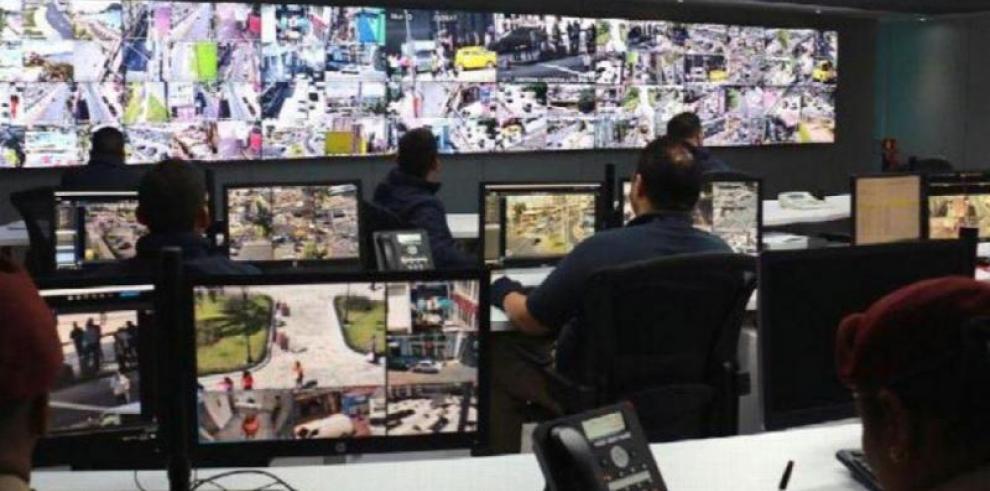 Gobierno instalará en Colón 286 cámaras de videovigilancia