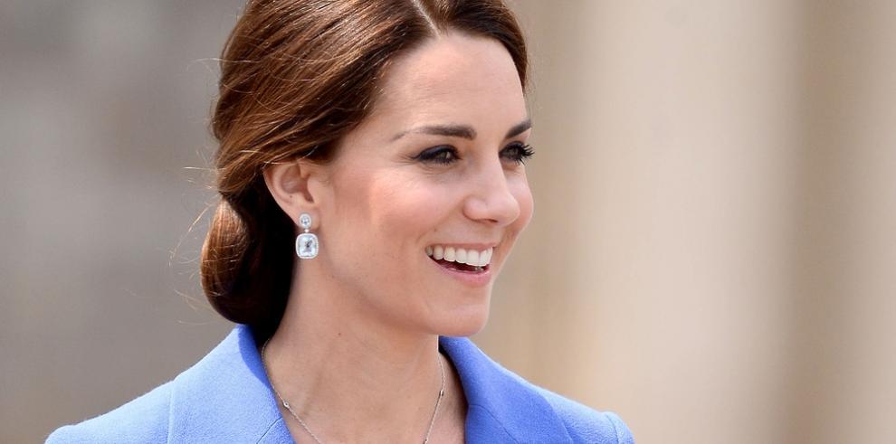 Catalina de Cambridge ingresa en el hospital para dar a luz a su tercer hijo