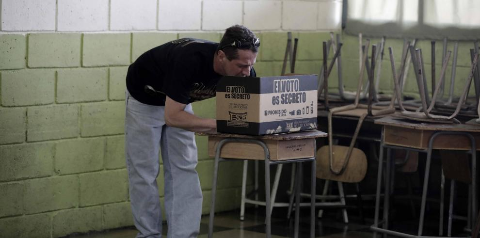Misión de la OEA hace un llamado a costarricenses a salir a votar