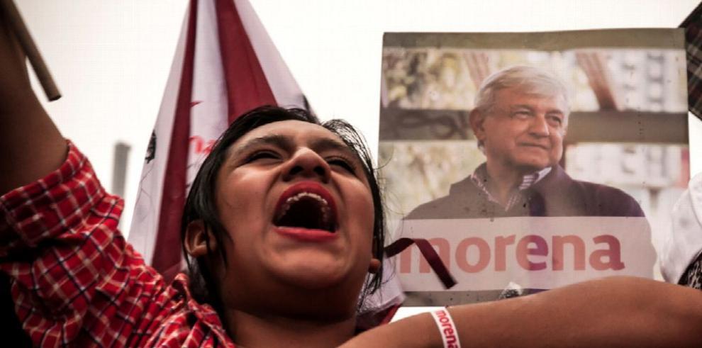 La campaña electoral mexicana arranca entre el narco y el muro de Trump