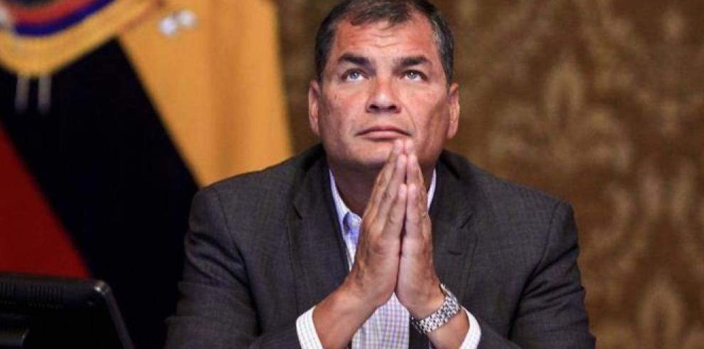 Fijan para el 31 de julio audiencia en la que se sabrá si se acusa a Correa