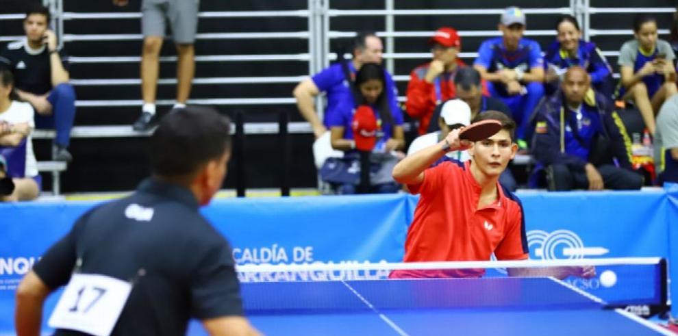 Panamá pierde en tenis de mesa por equipo