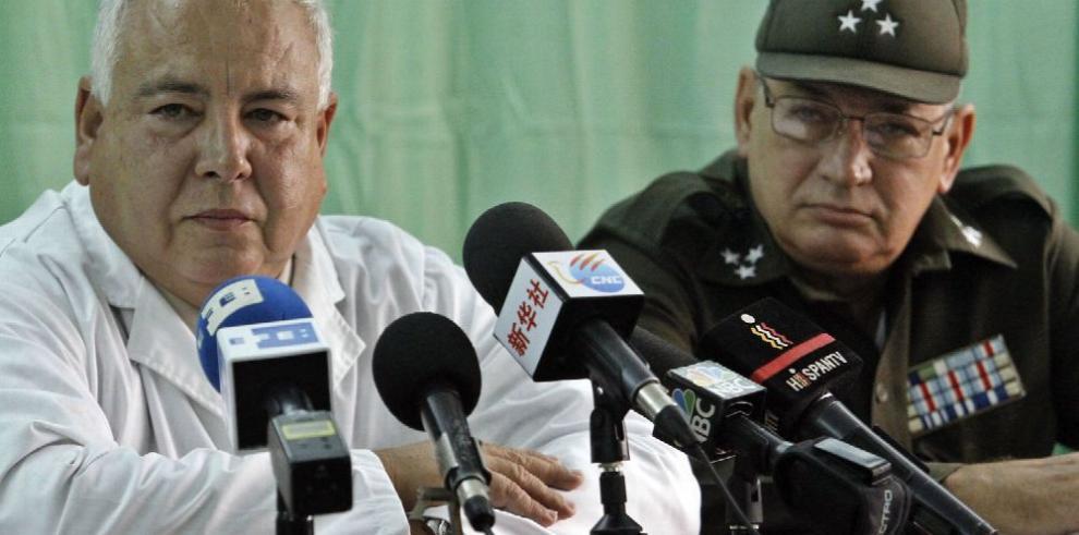 Identifican a todas las víctimas del siniestro cubano