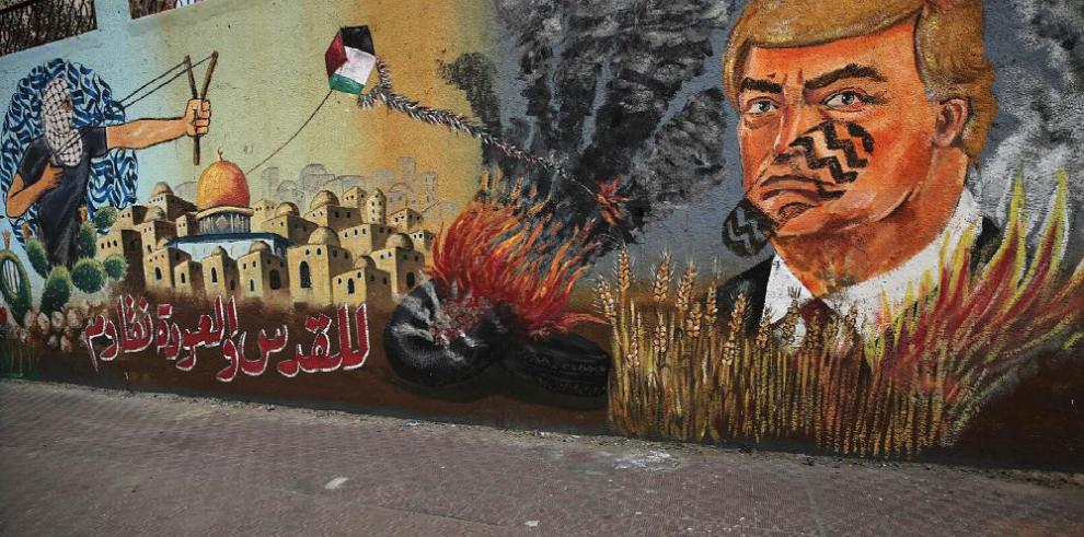 El presidente palestino continuará hospitalizado