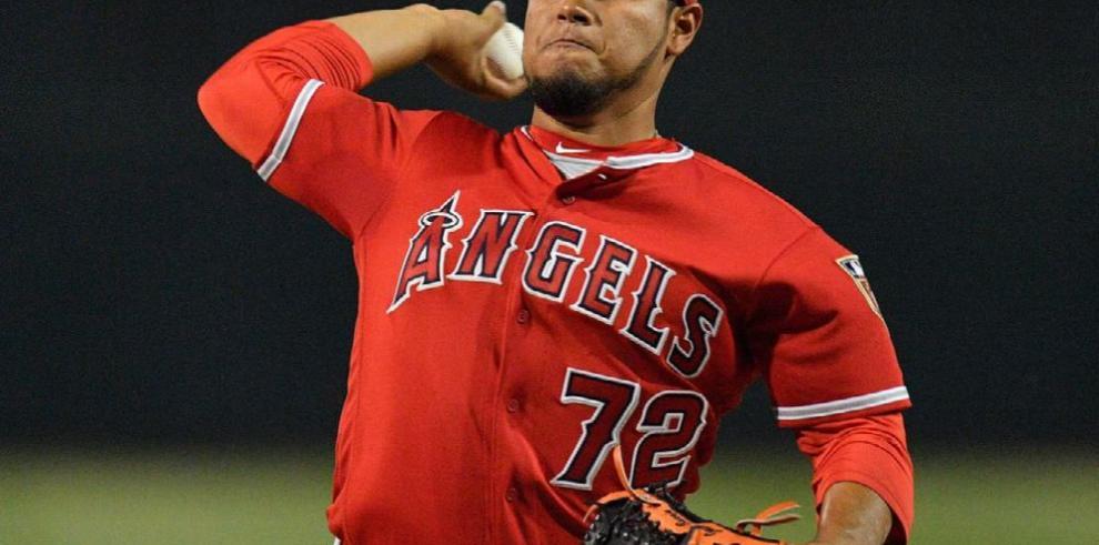 Ponderan el trabajo de Jaime Barría en la MLB