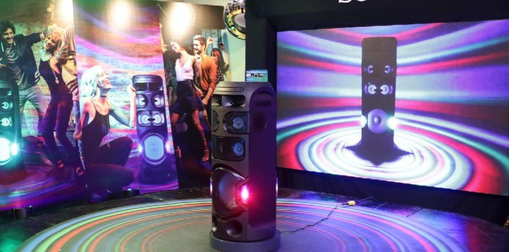 Sony anuncia nuevo sistema de audio