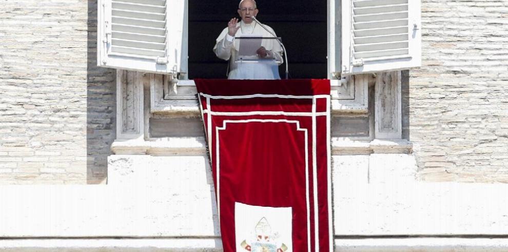 Papa apoya diálogo para Nicaragua