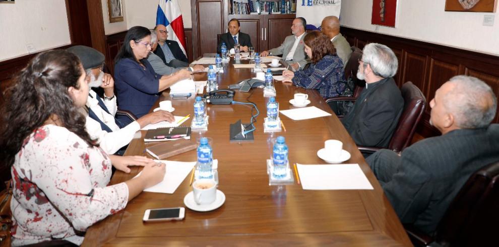 Avanza la preparación del Pacto Ético Electoral
