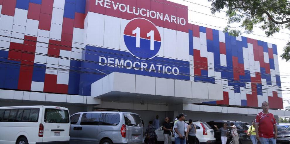 Postulaciones en el PRD se inician el domingo 8 de julio