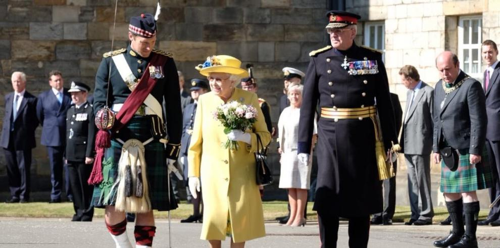 El Gobierno británico elabora planes en caso de muerte de Isabel II