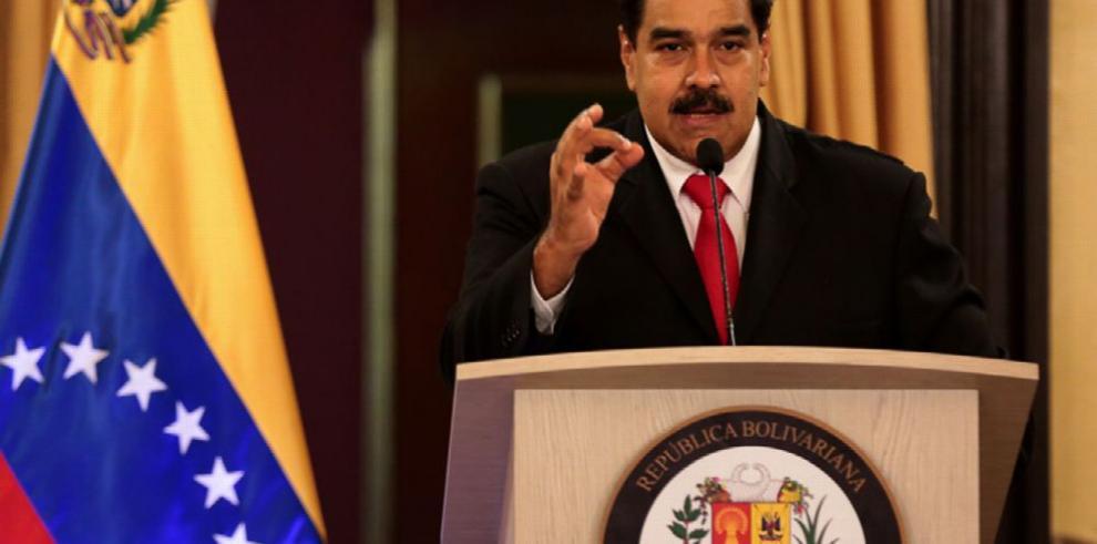 Condenan atentado a Maduro , EE.UU. rechaza acusaciones
