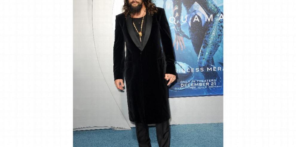 'Aquaman', el superhéroe medioambiental que busca reventar taquillas