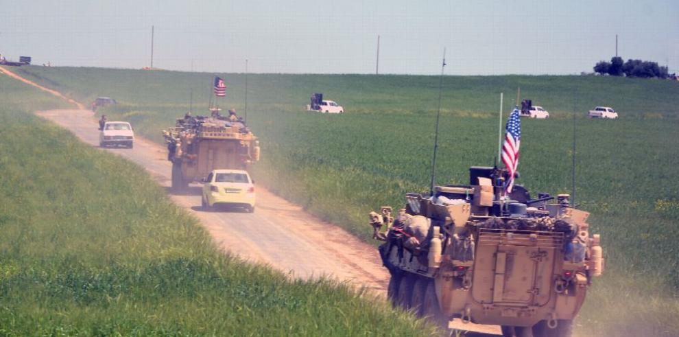 EE.UU. ordena el repliegue de tropas en territorio sirio