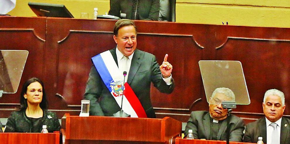 Población desaprueba la forma de gobernar del presidente Varela