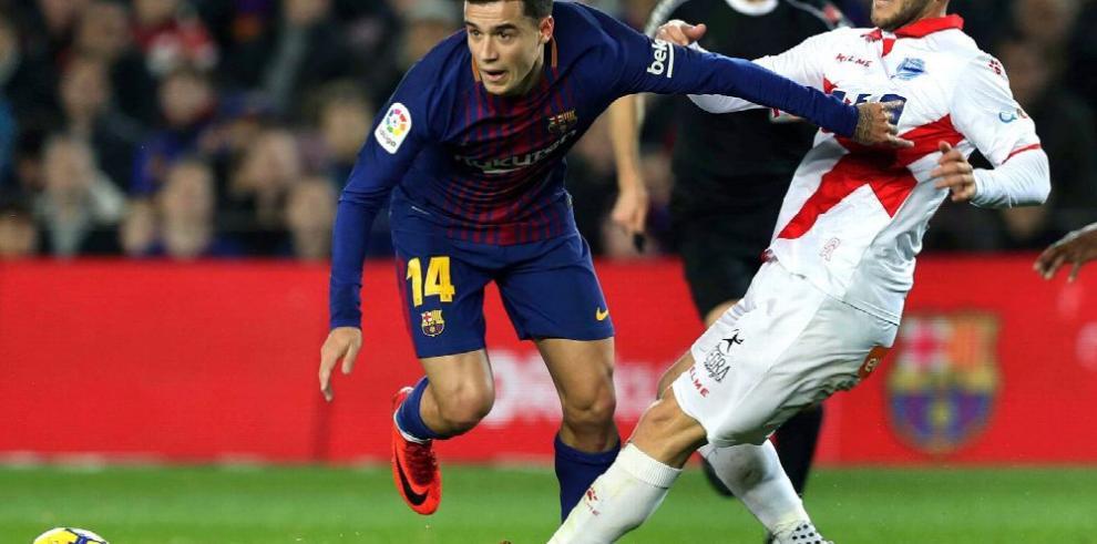Barcelona va en duro juego ante Valencia