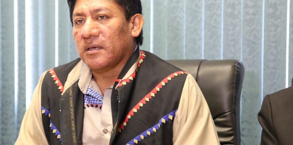 Palacios pide atención para los pueblos indígenas