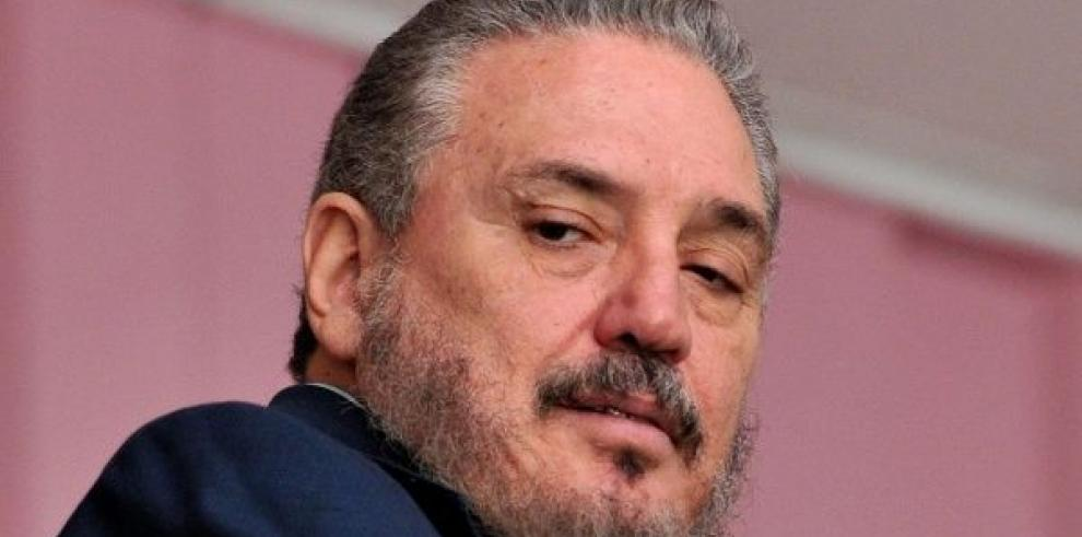 Se suicida Fidel Castro Díaz-Balart, hijo del expresidente cubano