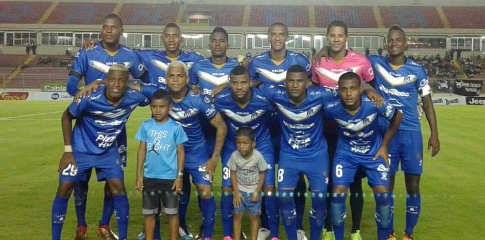 Árabe Unido expondrá su liderato en la quinta fecha de liga de Panamá