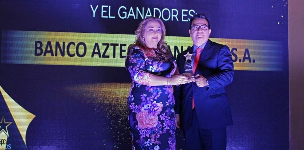 Banco Azteca Panamá recibe 'Premio a la Satisfacción'
