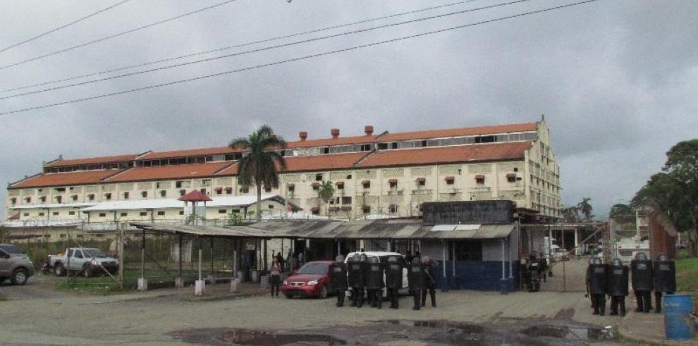 PN realizó requisa en la cárcel Nueva Esperanza de Colón