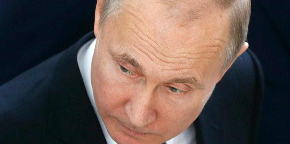 Rusia avisa de que hay riesgo de guerra con EEUU si se ataca a Siria