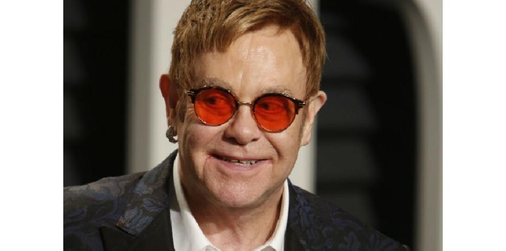 Elton John no ha sido invitado a la boda de Enrique y Meghan