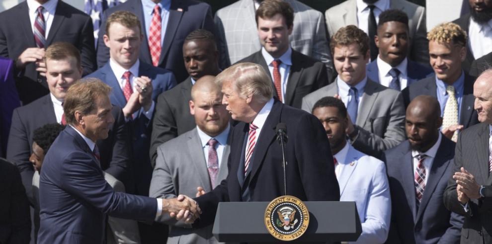 Trump dice ahora que nunca ha dicho
