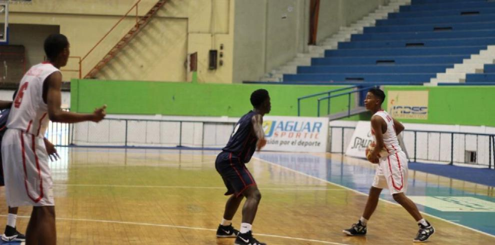 Panamá abre con triunfos en el básquet categoría U-14