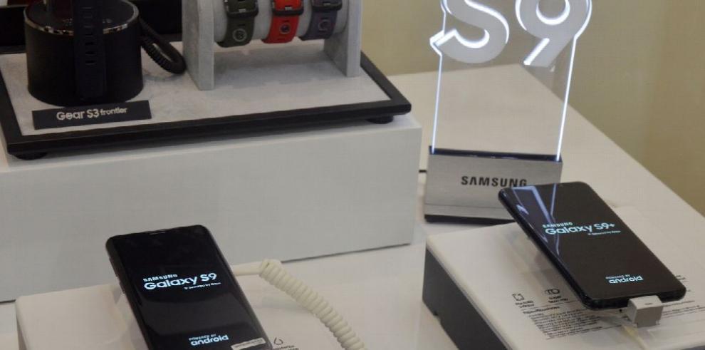 Samsung presenta los teléfonos S9 y S9+ en Panamá
