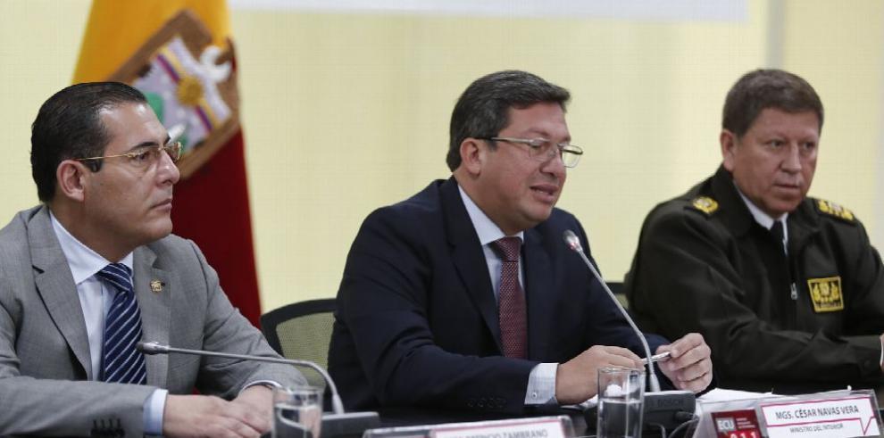 Ecuador investiga la presunta muerte de periodistas