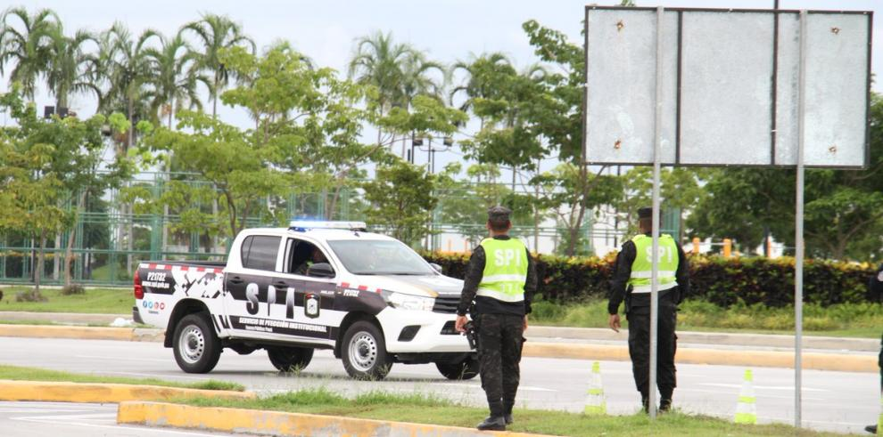 Llamamiento a juicio por perdida de arma en el SPI