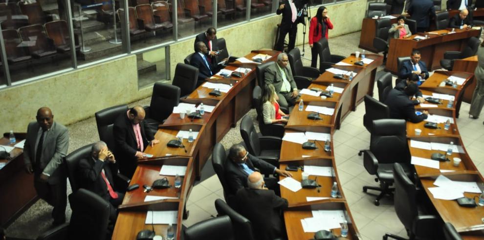 Asamblea aprobó en segundo debatepresupuesto General del Estado